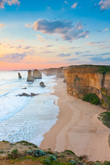 Printed kitchen splashbacks Australia twelve apostles