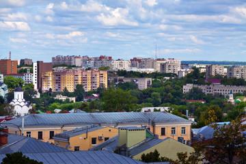 Top view of Vladimir