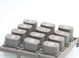 Telefontastatur