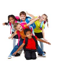 school aged kids