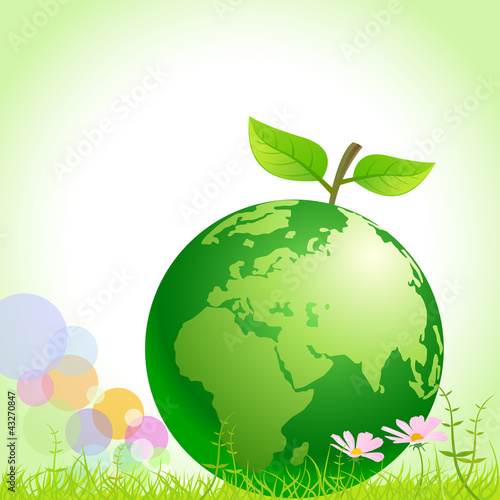 nature healthy to the environment and
