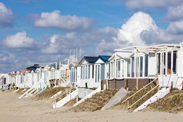 Beach houses Zandvoort