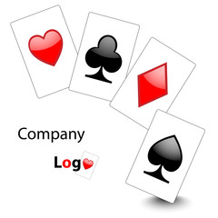 company logo success