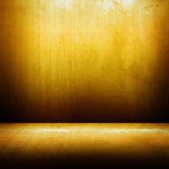 golden background