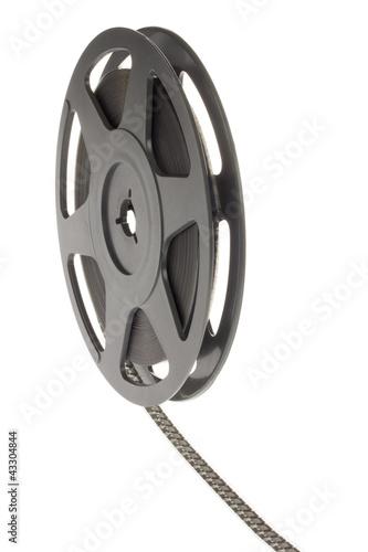 bobine de film super 8 photo libre de droits sur la banque d 39 images image 43304844. Black Bedroom Furniture Sets. Home Design Ideas
