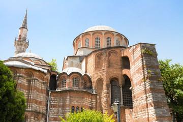 Chora Church (Saint Irina), Istanbul