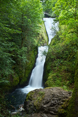 Bridal Veil Falls Waterfall Oregon