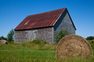 New Brunswick Barn