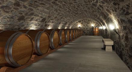 Cave à Vin - Grand Cru