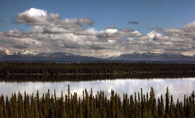 Rough and wild Alaska