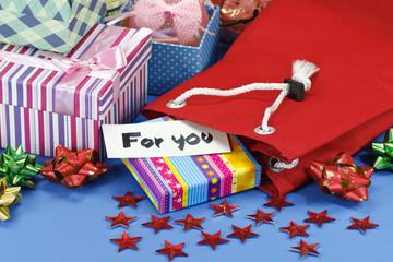 Gift bag and gift box