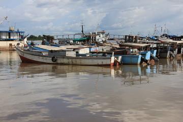 Suriname - Paramaribo - Surinam River
