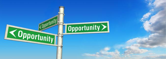 signposts opportunities