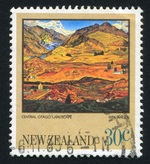 Central Otago Landscape