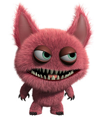 Recess Fitting Sweet Monsters 3d furry gremlin