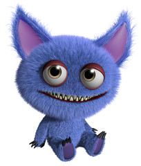 Recess Fitting Sweet Monsters furry gremlin