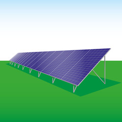 Solar Solaranlage Solarzelle Ökologisch