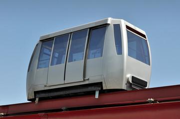 Minimetrò, trasporto pubblico automatico del   futuro.