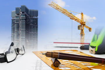 design and develop a construction plan