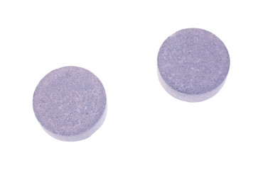 Two antacid tablets