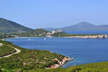 Punta del Quadro, Cala Calcina e Torre del Tramariglio (SS)