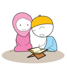 reading al-qur an