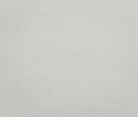 White linen canvas texture with copy space