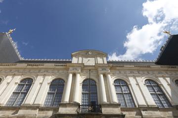 façade du Parlement de Bretagne