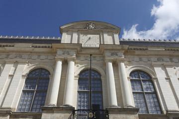 colonnes du parlement de Bretagne