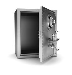 Empty safe