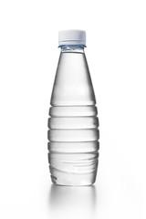 A bottle of water