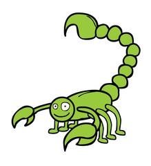 Happy Scorpion