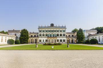 Villa Borromeo at Cassano d'Adda (Milan)