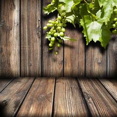 Wein Hintergrund Holz