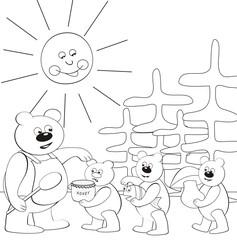 bears-coloring