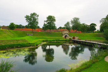 Beautiful gardens and parks Copenhagen