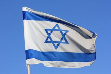 Israelische Nationalflagge