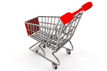 Shopping Concept. Shopping Cart