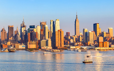 Wall Mural - Manhattan Skyline