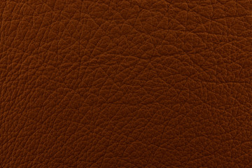 Photo sur Aluminium Cuir Leder Oberfläche braun