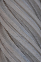 Background carved marble smooth lines