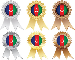 Azerbaijan medals
