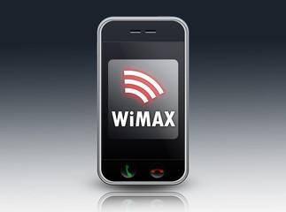 "Smartphone ""WiMAX"""