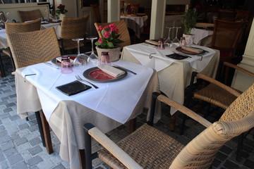 Restaurant à Honfleur