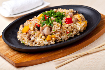 Japanese pilaf