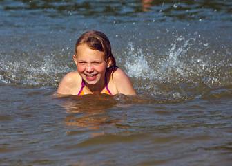 Spaß am Baggersee