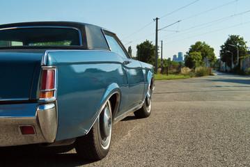 Oldtimer Lincoln Continental Mark III