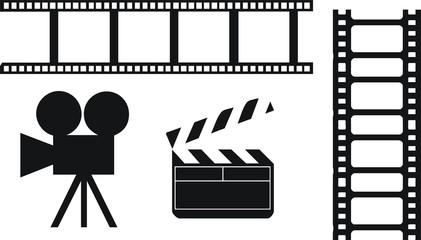 icône cinéma