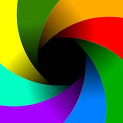 Color aperture