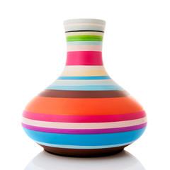 Obraz Modern colorful vase - fototapety do salonu